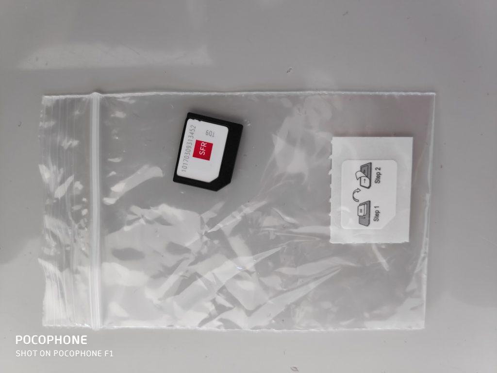 adaptateur carte SIM TP LINK