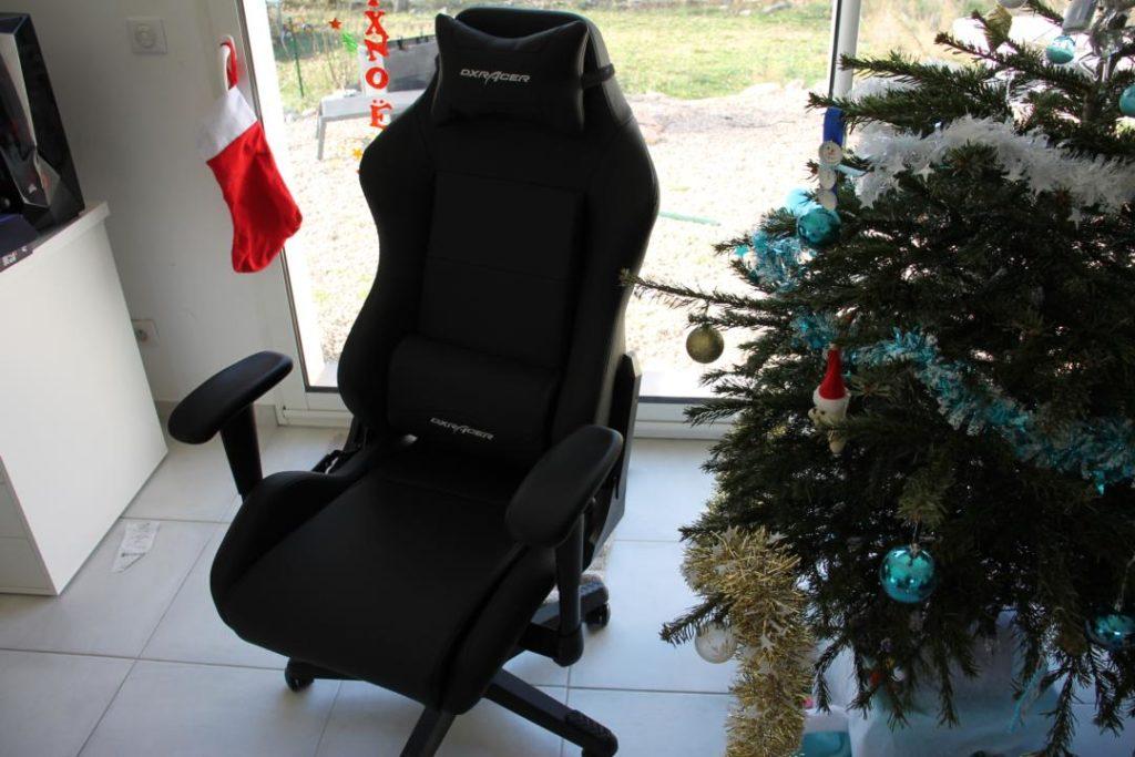 chaise DXRacer 17